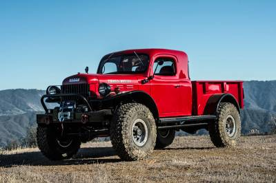 Legacy Classic Trucks - Build Your Own - Legacy Power Wagon Extended Conversion - Build Your Own - Image 8