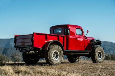 Legacy Classic Trucks - Build Your Own - Legacy Power Wagon Extended Conversion - Build Your Own - Image 7