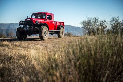 Legacy Classic Trucks - Build Your Own - Legacy Power Wagon Extended Conversion - Build Your Own - Image 36