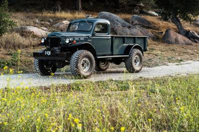 Legacy Classic Trucks - Build Your Own - Legacy Power Wagon 2DR Conversion - Build Your Own - Image 6