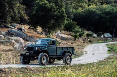 Legacy Classic Trucks - Build Your Own - Legacy Power Wagon 2DR Conversion - Build Your Own - Image 7