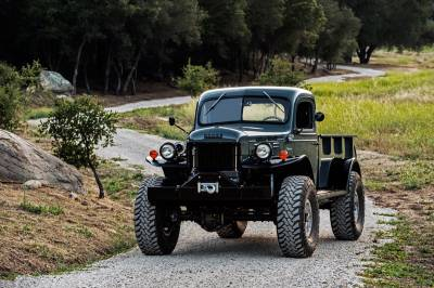 Legacy Classic Trucks - Build Your Own - Legacy Power Wagon 2DR Conversion - Build Your Own - Image 5