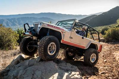 Legacy Classic Trucks - Build Your Own - Legacy Scrambler Conversion Dualsport V8 - Image 11