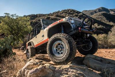 Legacy Classic Trucks - Build Your Own - Legacy Scrambler Conversion Dualsport V8 - Image 14