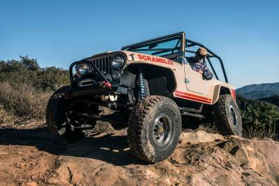 Legacy Classic Trucks - Build Your Own - Legacy Scrambler Conversion Dualsport V8 - Image 19