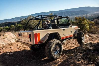 Legacy Classic Trucks - Build Your Own - Legacy Scrambler Conversion Dualsport V8 - Image 21
