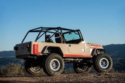 Legacy Classic Trucks - Build Your Own - Legacy Scrambler Conversion Dualsport V8 - Image 24