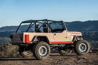 Legacy Classic Trucks - Build Your Own - Legacy Scrambler Conversion Dualsport V8 - Image 26