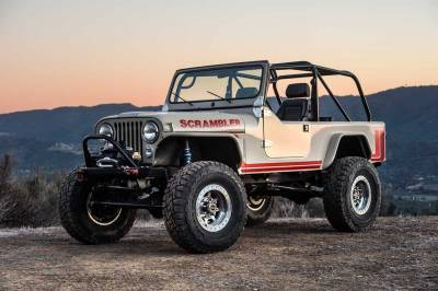 Legacy Classic Trucks - Build Your Own - Legacy Scrambler Conversion Dualsport V8 - Image 29