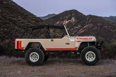 Legacy Classic Trucks - Build Your Own - Legacy Scrambler Conversion Dualsport V8 - Image 34