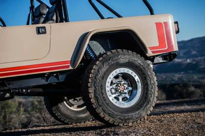 Legacy Classic Trucks - Build Your Own - Legacy Scrambler Conversion Dualsport V8 - Image 41
