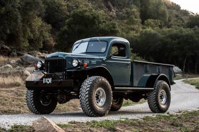 1940'S Dodge Power Wagon For Sale >> Legacy Power Wagon Conversion Dodge Power Wagon