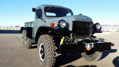 Legacy Classic Trucks Inventory - 1942 Dodge WC-63 - Image 1