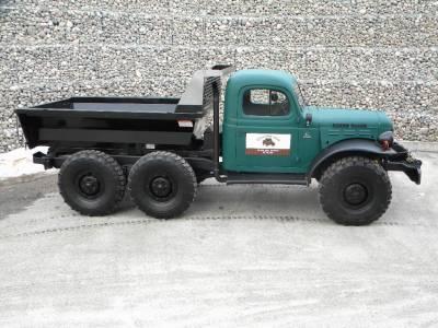 Legacy Classic Trucks Inventory - 1943 Dodge WC-63 - Image 2