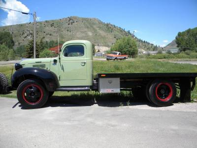 Legacy Classic Trucks Inventory - 1945 Dodge WF-32 - Image 1