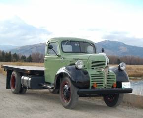 Legacy Classic Trucks Inventory - 1945 Dodge WF-32 - Image 4