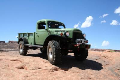 Legacy Classic Trucks Inventory - 1949 Dodge Power Wagon 2DR - Image 1