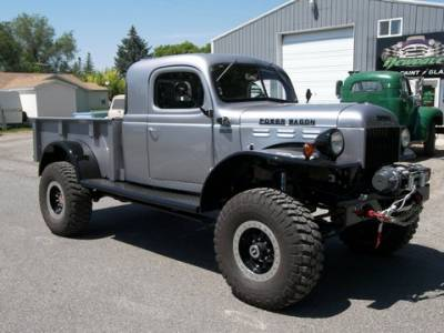 Legacy Classic Trucks Inventory - 1949 Dodge Power Wagon X-Cab - Image 1
