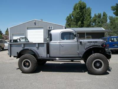 Legacy Classic Trucks Inventory - 1949 Dodge Power Wagon X-Cab - Image 2