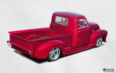 Legacy Classic Trucks Inventory - 1952 Chevy Advanced Design - Image 2