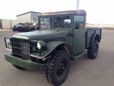 Legacy Classic Trucks Inventory - 1958 Dodge M-37 - Image 2