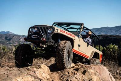 Legacy Classic Trucks Inventory - 1981 Jeep Scrambler - Image 1
