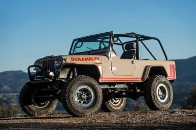 Legacy Classic Trucks Inventory - 1981 Jeep Scrambler - Image 2