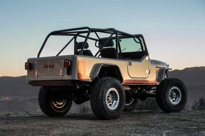 Legacy Classic Trucks Inventory - 1981 Jeep Scrambler - Image 3