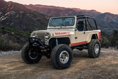 Legacy Classic Trucks Inventory - 1981 Jeep Scrambler - Image 4