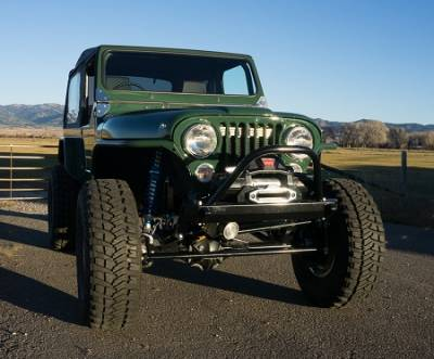 Legacy Classic Trucks Inventory - 1982 Jeep Scrambler - Image 2