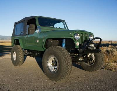 Legacy Classic Trucks Inventory - 1982 Jeep Scrambler - Image 1
