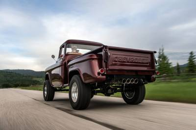 Legacy Classic Trucks - Build Your Own - Legacy Chevy NAPCO Conversion - Build Your Own - Image 3