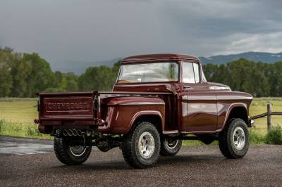 Legacy Classic Trucks - Build Your Own - Legacy Chevy NAPCO Conversion - Build Your Own - Image 4