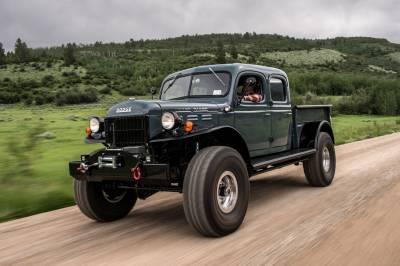 Legacy Classic Trucks - Build Your Own - Legacy Power Wagon 4DR Conversion - Build Your Own - Image 2