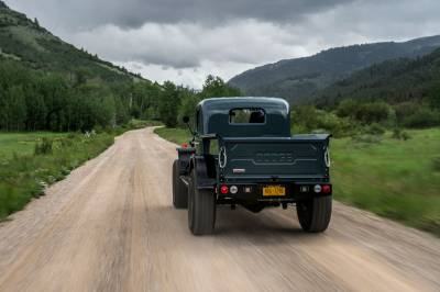 Legacy Classic Trucks - Build Your Own - Legacy Power Wagon 4DR Conversion - Build Your Own - Image 4