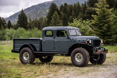 Legacy Classic Trucks - Build Your Own - Legacy Power Wagon 4DR Conversion - Build Your Own - Image 9