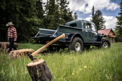 Legacy Classic Trucks - Build Your Own - Legacy Power Wagon 4DR Conversion - Build Your Own - Image 10