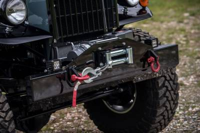 Legacy Classic Trucks - Build Your Own - Legacy Power Wagon 4DR Conversion - Build Your Own - Image 11