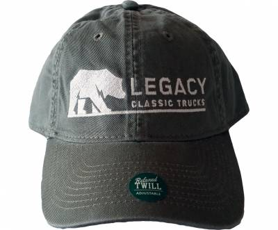 Legacy Classic Trucks Lifestyle & Apparel - Legacy Twill Hat - Green - Image 1