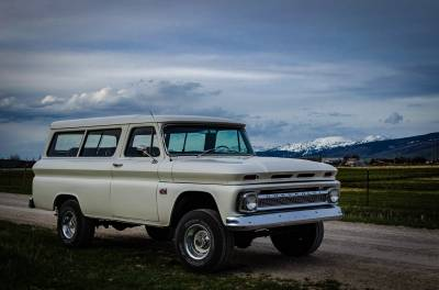 Legacy Classic Trucks Inventory - 1966 Chevy Suburban Custom - Image 5
