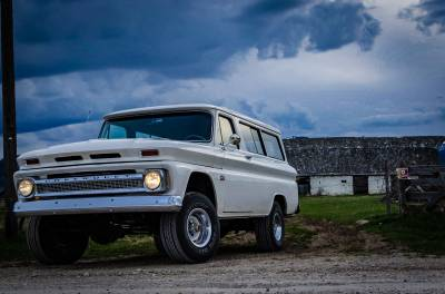 Legacy Classic Trucks Inventory - 1966 Chevy Suburban Custom - Image 20