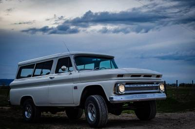 Legacy Classic Trucks Inventory - 1966 Chevy Suburban Custom - Image 22