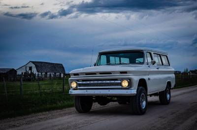Legacy Classic Trucks Inventory - 1966 Chevy Suburban Custom - Image 23