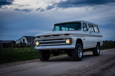 Legacy Classic Trucks Inventory - 1966 Chevy Suburban Custom - Image 24