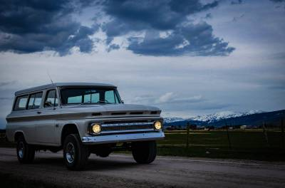 Legacy Classic Trucks Inventory - 1966 Chevy Suburban Custom - Image 25