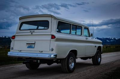 Legacy Classic Trucks Inventory - 1966 Chevy Suburban Custom - Image 28