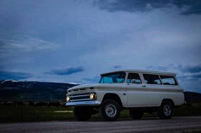 Legacy Classic Trucks Inventory - 1966 Chevy Suburban Custom - Image 34