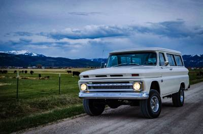 Legacy Classic Trucks Inventory - 1966 Chevy Suburban Custom - Image 39