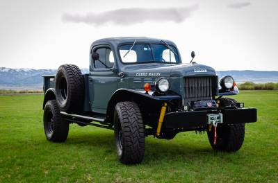 Legacy Classic Trucks Inventory - 1952 Dodge Power Wagon - Image 3