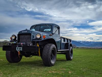 Legacy Classic Trucks Inventory - 1952 Dodge Power Wagon - Image 5